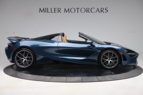 New 2020 McLaren 720S Spider Luxury for sale $380,835 at Maserati of Greenwich in Greenwich CT 06830 8