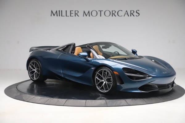 New 2020 McLaren 720S Spider Luxury for sale $380,835 at Maserati of Greenwich in Greenwich CT 06830 9