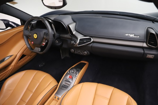 Used 2012 Ferrari 458 Spider for sale $194,900 at Maserati of Greenwich in Greenwich CT 06830 23