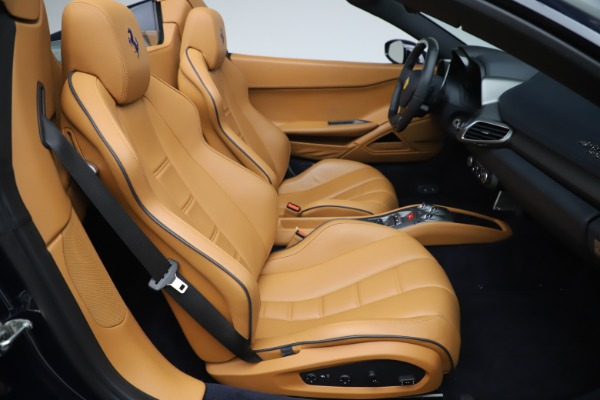 Used 2012 Ferrari 458 Spider for sale $194,900 at Maserati of Greenwich in Greenwich CT 06830 24