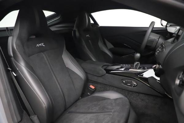 Used 2020 Aston Martin Vantage AMR Coupe for sale $169,990 at Maserati of Greenwich in Greenwich CT 06830 19
