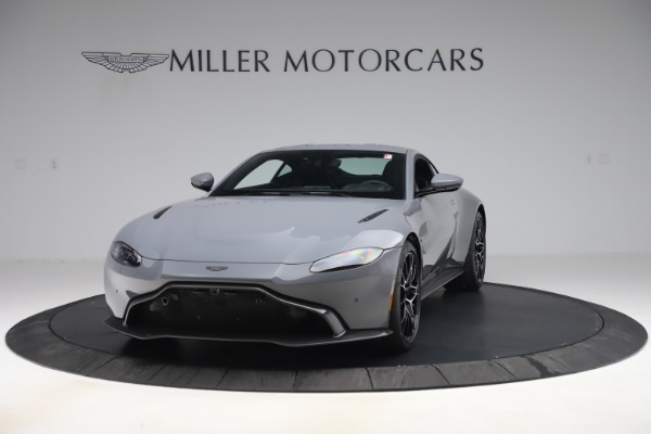 Used 2020 Aston Martin Vantage AMR Coupe for sale $169,990 at Maserati of Greenwich in Greenwich CT 06830 3