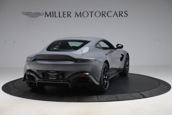Used 2020 Aston Martin Vantage AMR Coupe for sale $169,990 at Maserati of Greenwich in Greenwich CT 06830 8