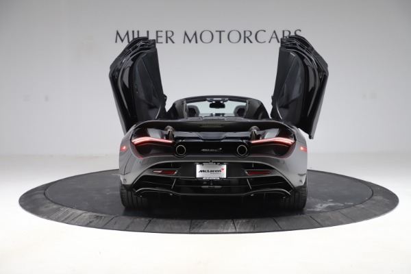 New 2020 McLaren 720S Spider Convertible for sale $332,570 at Maserati of Greenwich in Greenwich CT 06830 13