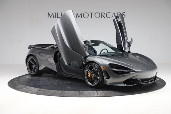 New 2020 McLaren 720S Spider Convertible for sale $332,570 at Maserati of Greenwich in Greenwich CT 06830 16