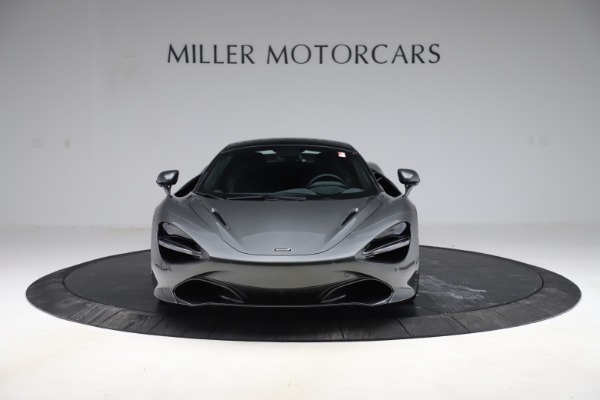 New 2020 McLaren 720S Spider Convertible for sale $332,570 at Maserati of Greenwich in Greenwich CT 06830 17