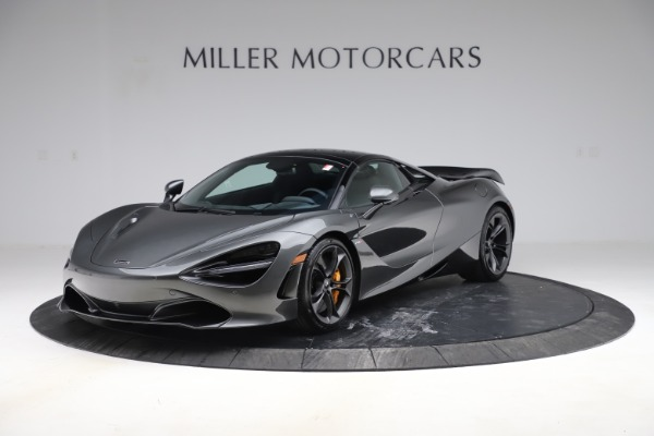New 2020 McLaren 720S Spider Convertible for sale $332,570 at Maserati of Greenwich in Greenwich CT 06830 18