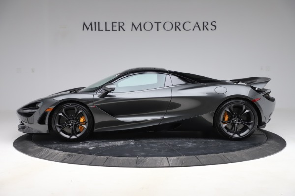 New 2020 McLaren 720S Spider Convertible for sale $332,570 at Maserati of Greenwich in Greenwich CT 06830 19