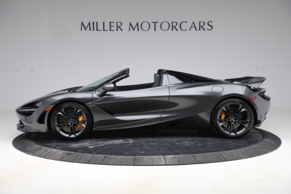 New 2020 McLaren 720S Spider Convertible for sale $332,570 at Maserati of Greenwich in Greenwich CT 06830 2