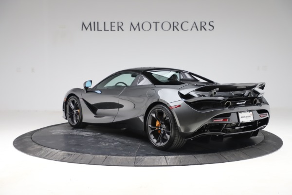 New 2020 McLaren 720S Spider Convertible for sale $332,570 at Maserati of Greenwich in Greenwich CT 06830 20