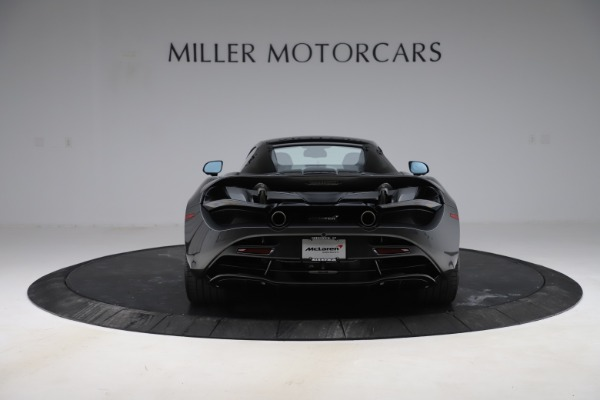New 2020 McLaren 720S Spider Convertible for sale $332,570 at Maserati of Greenwich in Greenwich CT 06830 21