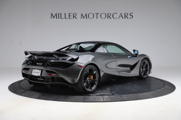 New 2020 McLaren 720S Spider Convertible for sale $332,570 at Maserati of Greenwich in Greenwich CT 06830 22