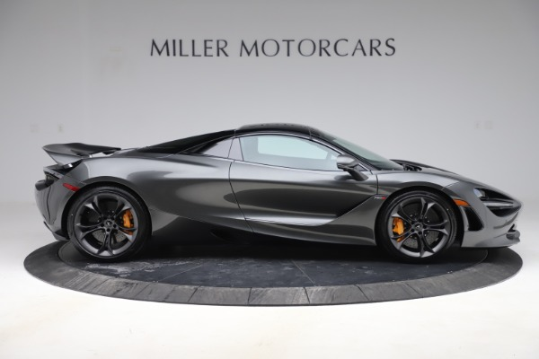 New 2020 McLaren 720S Spider Convertible for sale $332,570 at Maserati of Greenwich in Greenwich CT 06830 23
