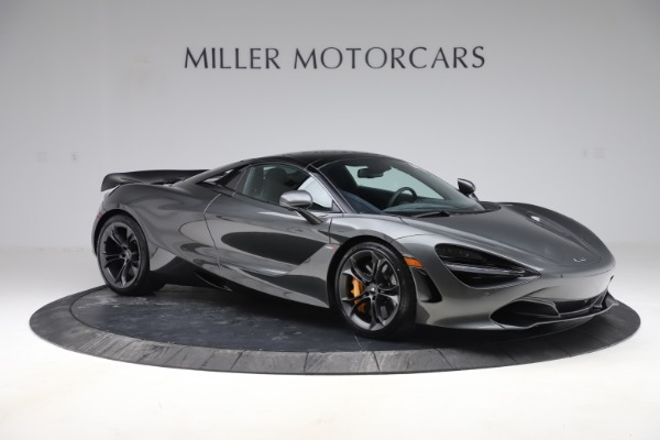 New 2020 McLaren 720S Spider Convertible for sale $332,570 at Maserati of Greenwich in Greenwich CT 06830 24