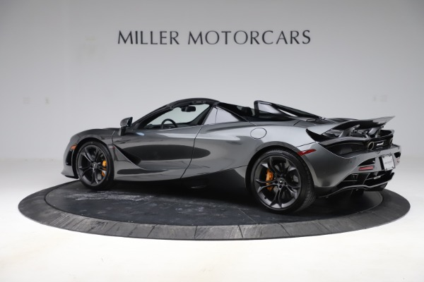 New 2020 McLaren 720S Spider Convertible for sale $332,570 at Maserati of Greenwich in Greenwich CT 06830 3