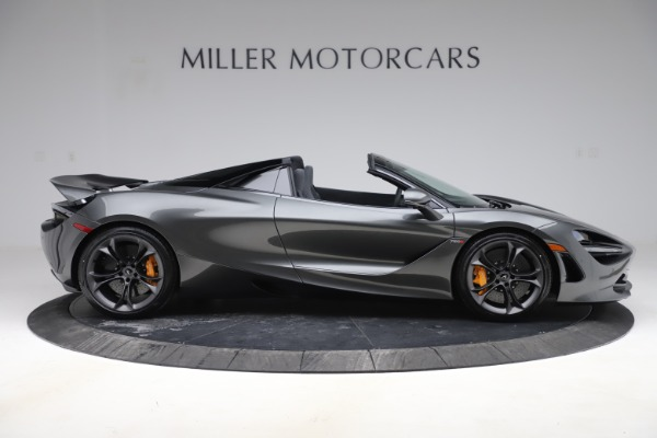 New 2020 McLaren 720S Spider Convertible for sale $332,570 at Maserati of Greenwich in Greenwich CT 06830 6
