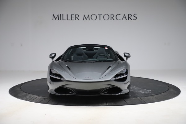 New 2020 McLaren 720S Spider Convertible for sale $332,570 at Maserati of Greenwich in Greenwich CT 06830 8