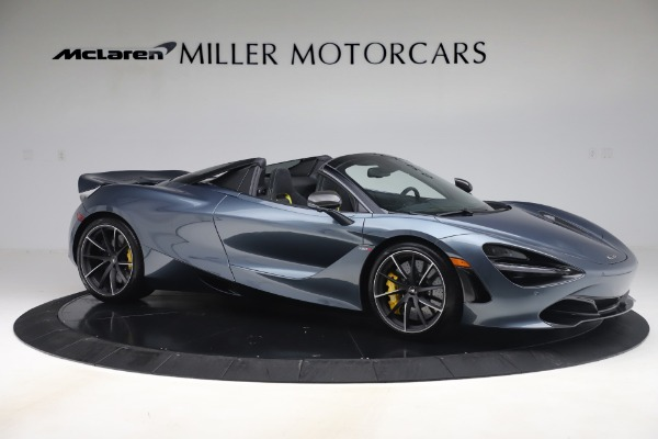 Used 2020 McLaren 720S Spider Convertible for sale Sold at Maserati of Greenwich in Greenwich CT 06830 10