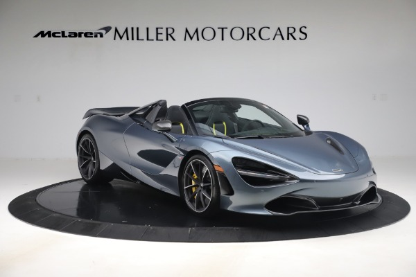 Used 2020 McLaren 720S Spider Convertible for sale Sold at Maserati of Greenwich in Greenwich CT 06830 11