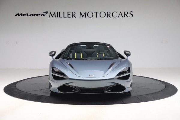 Used 2020 McLaren 720S Spider Convertible for sale Sold at Maserati of Greenwich in Greenwich CT 06830 12
