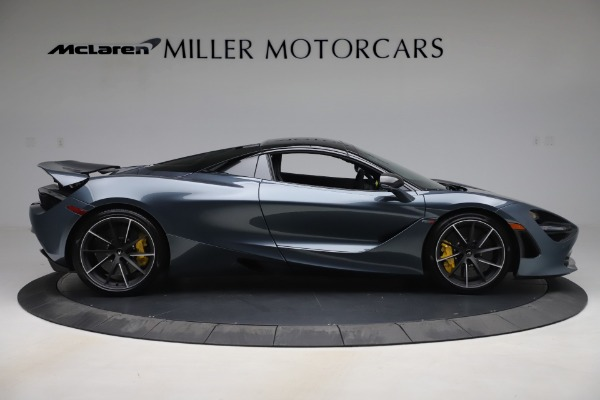 Used 2020 McLaren 720S Spider Convertible for sale Sold at Maserati of Greenwich in Greenwich CT 06830 13