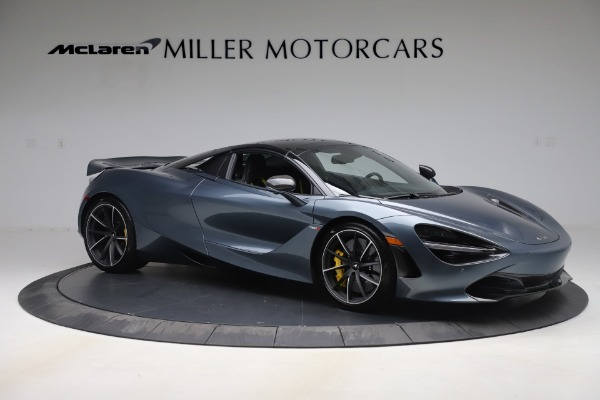 Used 2020 McLaren 720S Spider Convertible for sale Sold at Maserati of Greenwich in Greenwich CT 06830 14