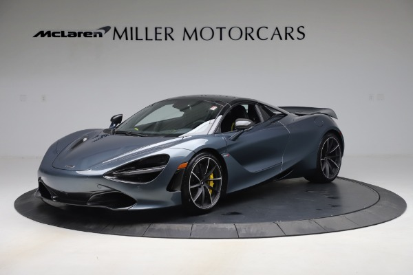 Used 2020 McLaren 720S Spider Convertible for sale Sold at Maserati of Greenwich in Greenwich CT 06830 15