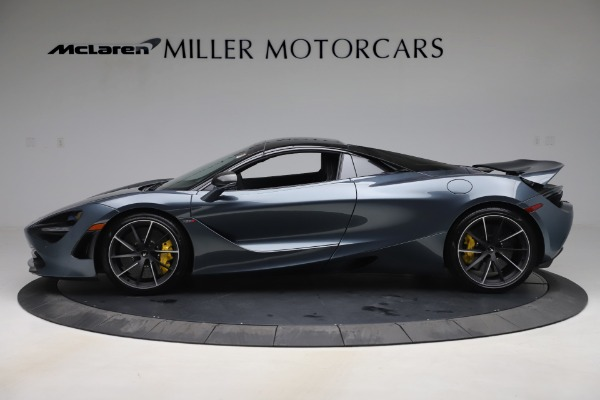 Used 2020 McLaren 720S Spider Convertible for sale Sold at Maserati of Greenwich in Greenwich CT 06830 16