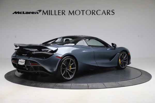 Used 2020 McLaren 720S Spider Convertible for sale Sold at Maserati of Greenwich in Greenwich CT 06830 18