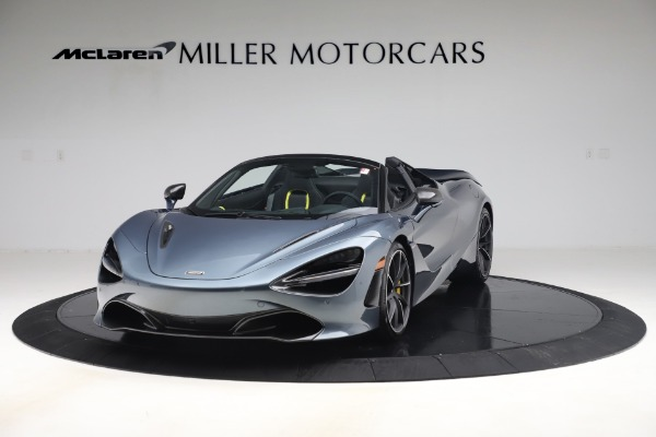 Used 2020 McLaren 720S Spider Convertible for sale Sold at Maserati of Greenwich in Greenwich CT 06830 2