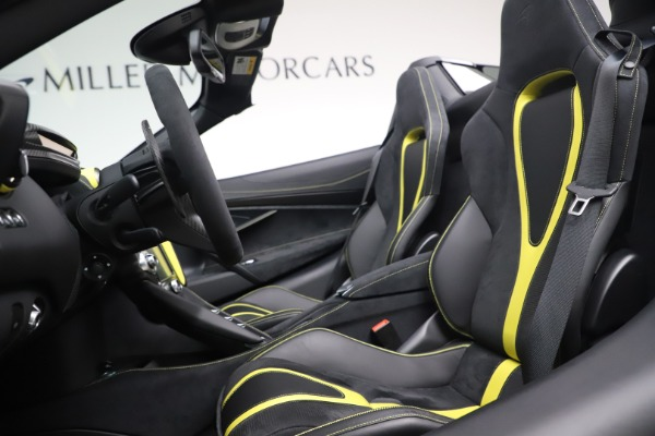 Used 2020 McLaren 720S Spider Convertible for sale Sold at Maserati of Greenwich in Greenwich CT 06830 20