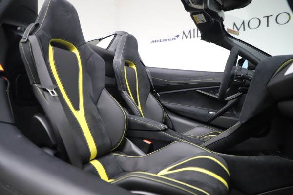 Used 2020 McLaren 720S Spider Convertible for sale Sold at Maserati of Greenwich in Greenwich CT 06830 26