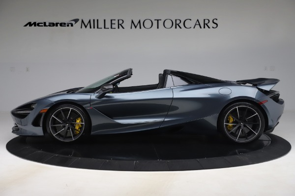 Used 2020 McLaren 720S Spider Convertible for sale Sold at Maserati of Greenwich in Greenwich CT 06830 3
