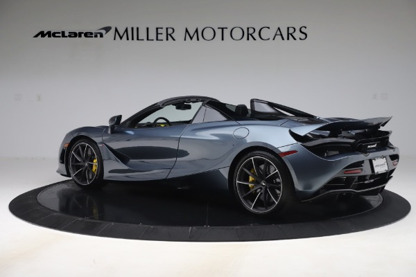 Used 2020 McLaren 720S Spider Convertible for sale Sold at Maserati of Greenwich in Greenwich CT 06830 4