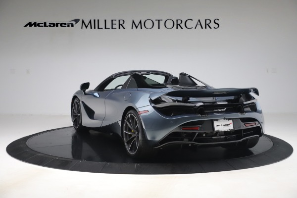 Used 2020 McLaren 720S Spider Convertible for sale Sold at Maserati of Greenwich in Greenwich CT 06830 5
