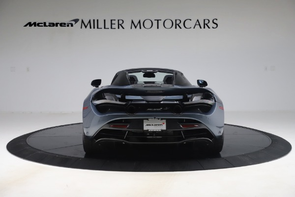 Used 2020 McLaren 720S Spider Convertible for sale Sold at Maserati of Greenwich in Greenwich CT 06830 6