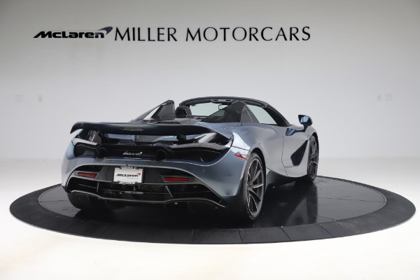 Used 2020 McLaren 720S Spider Convertible for sale Sold at Maserati of Greenwich in Greenwich CT 06830 7