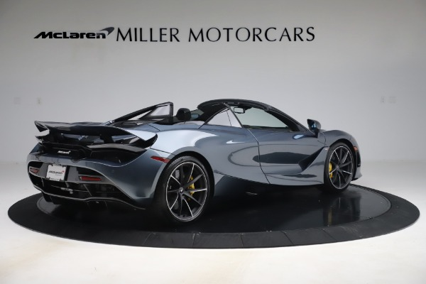 Used 2020 McLaren 720S Spider Convertible for sale Sold at Maserati of Greenwich in Greenwich CT 06830 8