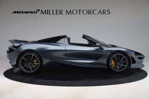 Used 2020 McLaren 720S Spider Convertible for sale Sold at Maserati of Greenwich in Greenwich CT 06830 9