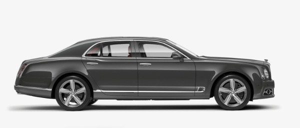 New 2019 Bentley Mulsanne Speed for sale $372,665 at Maserati of Greenwich in Greenwich CT 06830 2