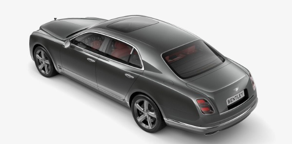 New 2019 Bentley Mulsanne Speed for sale $372,665 at Maserati of Greenwich in Greenwich CT 06830 4