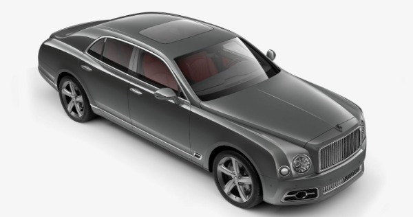 New 2019 Bentley Mulsanne Speed for sale $372,665 at Maserati of Greenwich in Greenwich CT 06830 5
