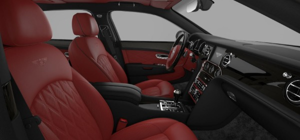 New 2019 Bentley Mulsanne Speed for sale $372,665 at Maserati of Greenwich in Greenwich CT 06830 7