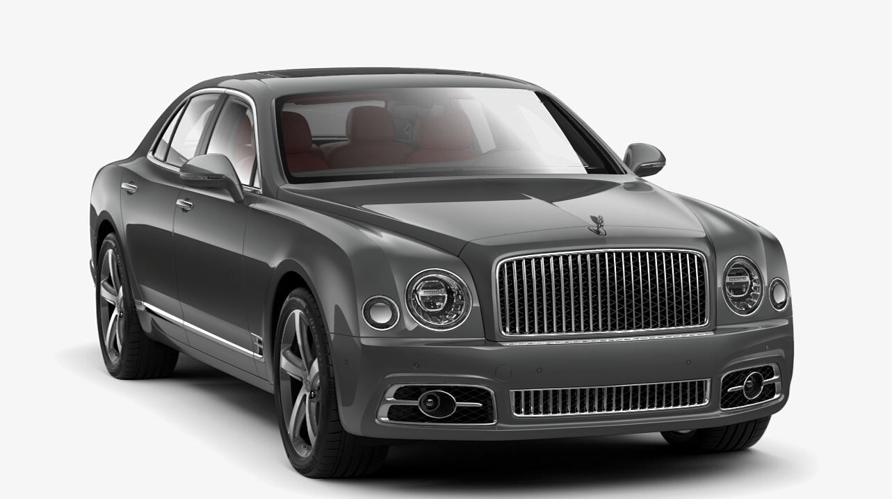 New 2019 Bentley Mulsanne Speed for sale $372,665 at Maserati of Greenwich in Greenwich CT 06830 1