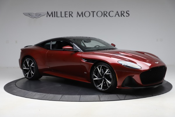 Used 2019 Aston Martin DBS Superleggera Coupe for sale $255,990 at Maserati of Greenwich in Greenwich CT 06830 11