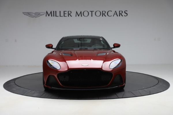 Used 2019 Aston Martin DBS Superleggera Coupe for sale $255,990 at Maserati of Greenwich in Greenwich CT 06830 12