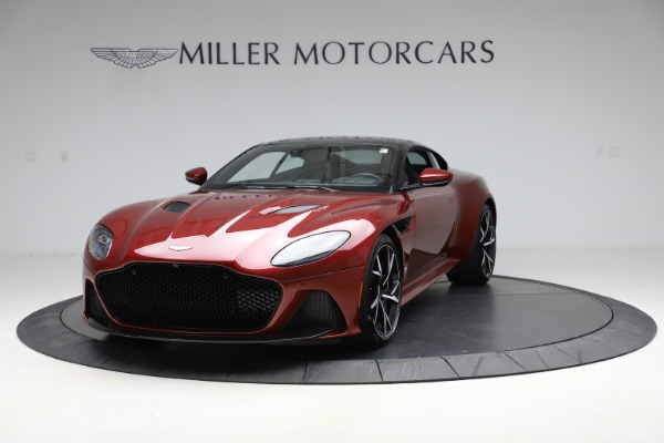 Used 2019 Aston Martin DBS Superleggera Coupe for sale $255,990 at Maserati of Greenwich in Greenwich CT 06830 2
