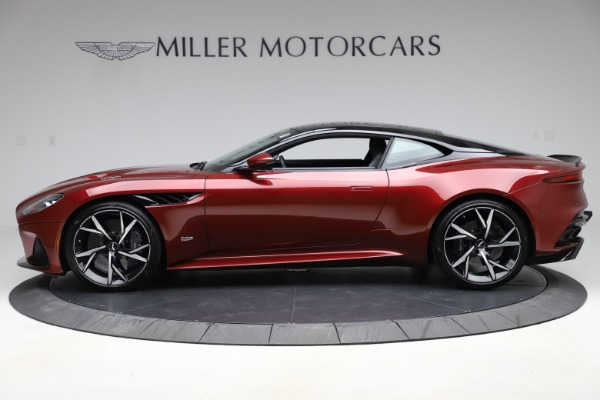 Used 2019 Aston Martin DBS Superleggera Coupe for sale $255,990 at Maserati of Greenwich in Greenwich CT 06830 3