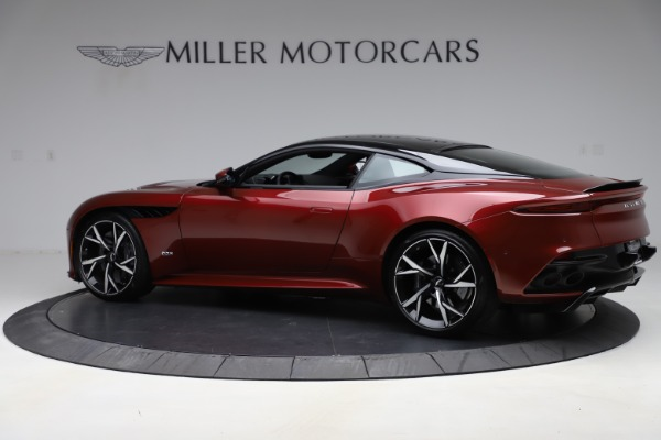 Used 2019 Aston Martin DBS Superleggera Coupe for sale $255,990 at Maserati of Greenwich in Greenwich CT 06830 4