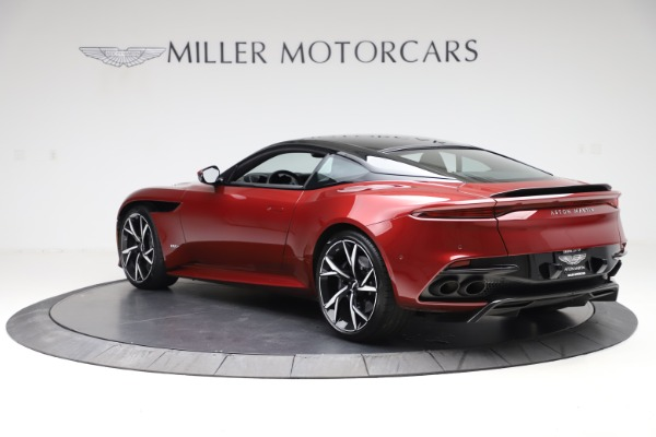 Used 2019 Aston Martin DBS Superleggera Coupe for sale $255,990 at Maserati of Greenwich in Greenwich CT 06830 5